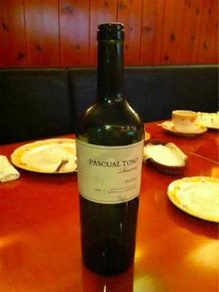 絶品赤ワイン:マルベック リザーヴ