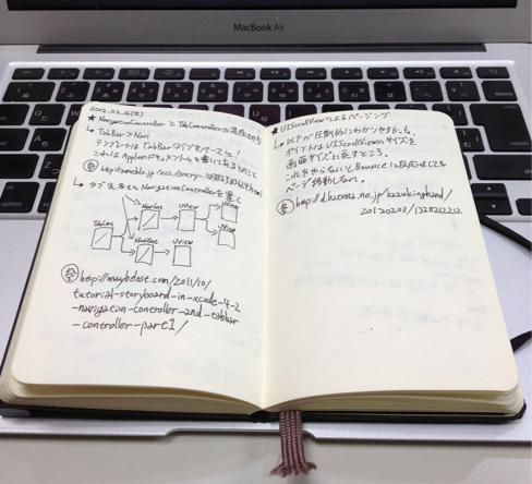 Objective-Cの学習メモ