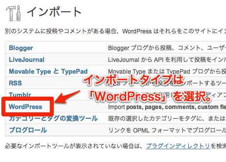 SelectWordPress