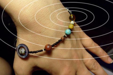 MiniVerse Solar System Bracelet