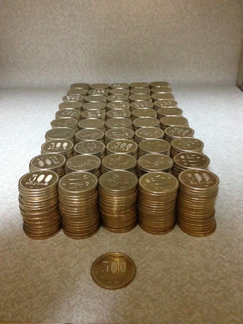 500,500円